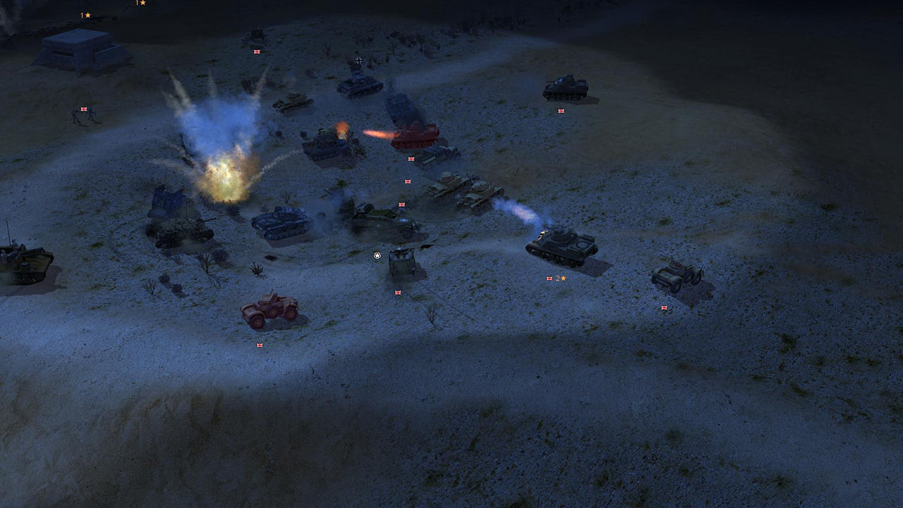 "Screenshot ""Codename: Panzers - Phase Two"""