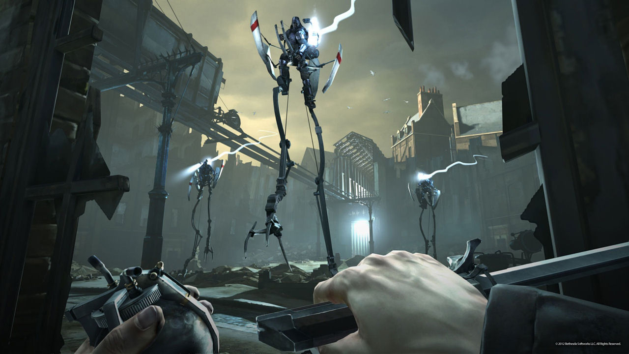"Screenshot ""Dishonored: Void Walker Arsenal"""