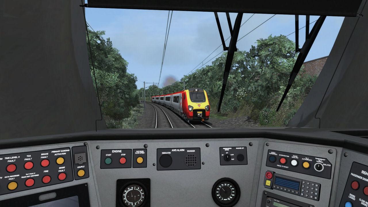 Train Games & Train Simulators