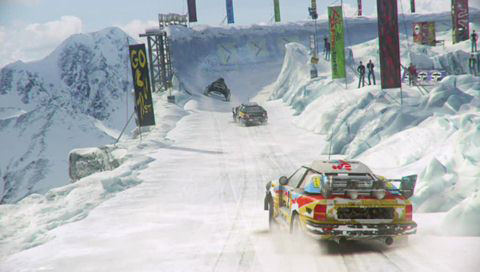 "Screenshot ""MotorStorm: Arctic Edge"""