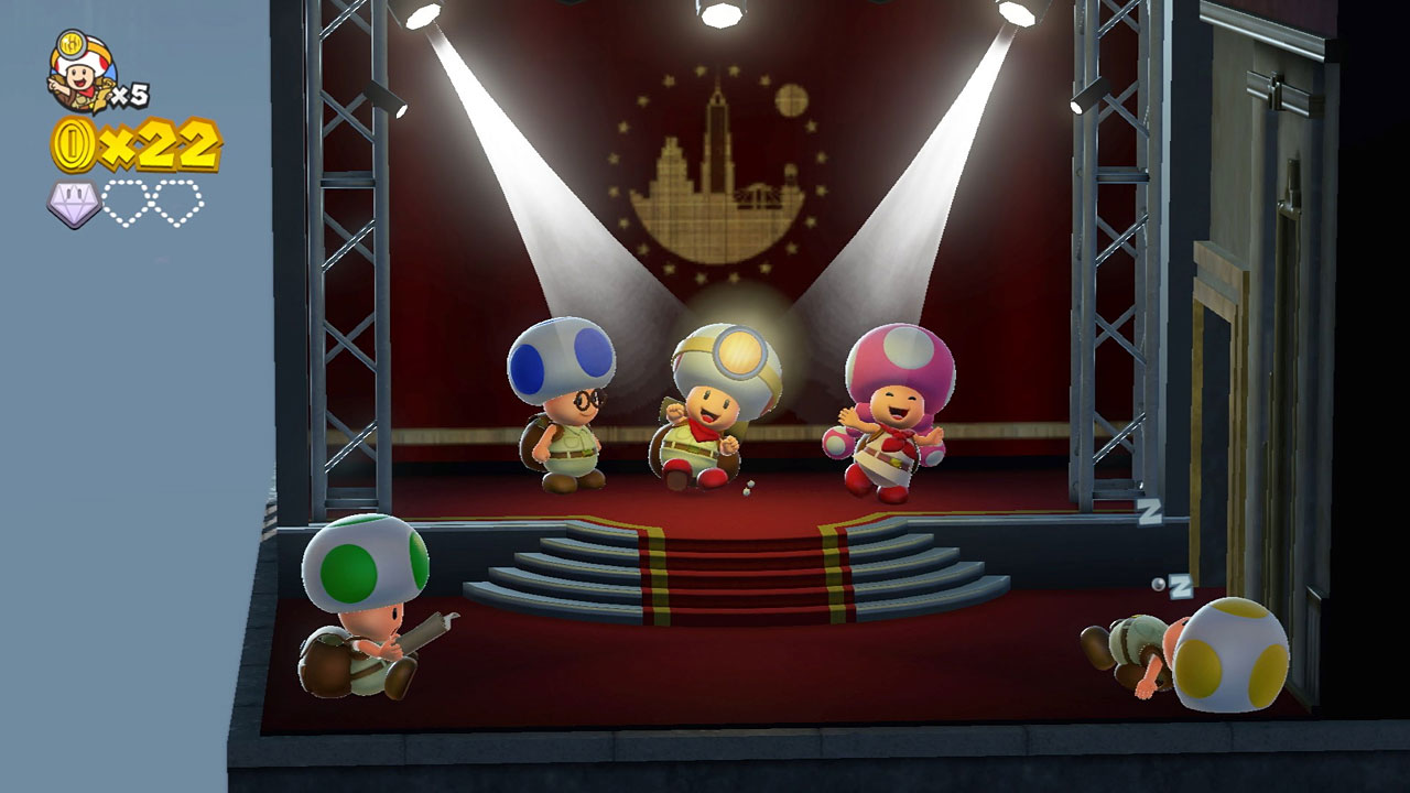 Captain Toad Treasure Tracker Nintendo Switch World Of Games Soldam Drop Connect Erase Game English An Error Occurred