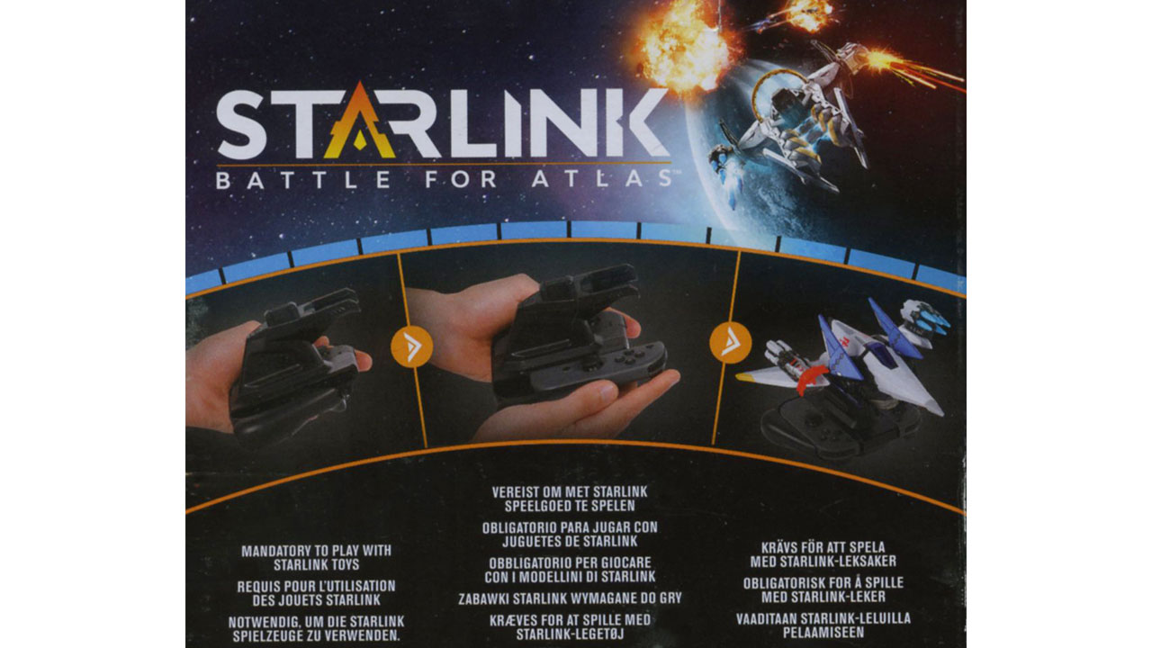 "Screenshot ""Starlink: Battle for Atlas - Switch Controller Mount (Ubisoft)"""