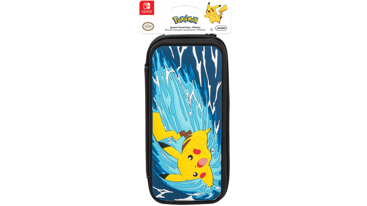 "Screenshot ""System Travel Case - Pikachu (PDP)"""