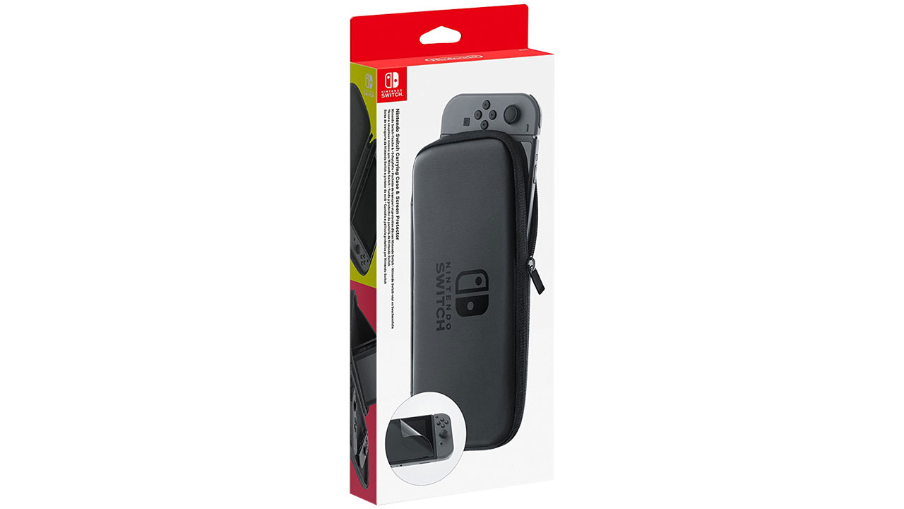 "Screenshot ""Carrying Case & Screen Protector (Nintendo)"""