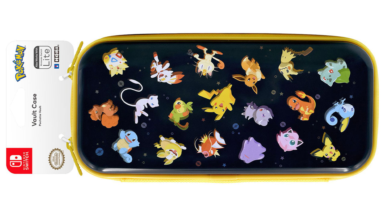 "Screenshot ""Vault Case -Pokemon Stars- (Hori)"""