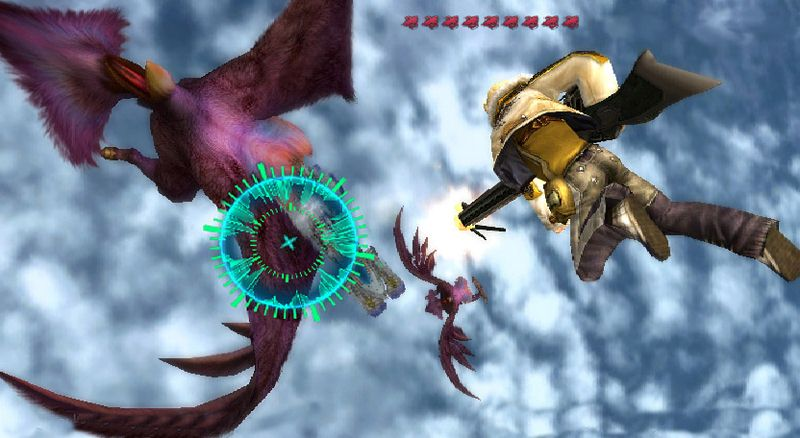 "Screenshot ""Final Fantasy Crystal Chronicles: Crystal Bearers -E-"""