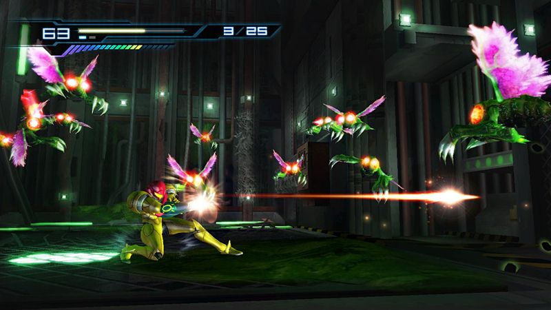 "Screenshot ""Metroid: Other M -E-"""