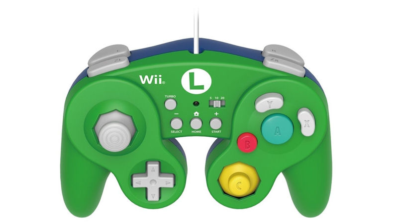 "Screenshot ""Battle Pad GameCube -Luigi- (Hori)"""