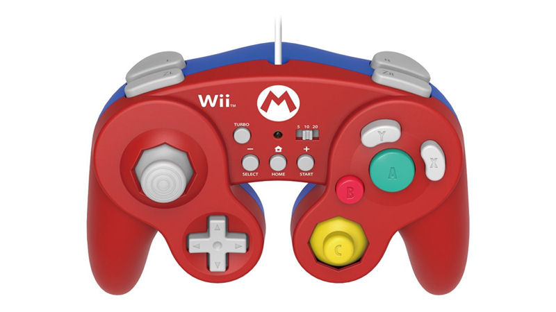 "Screenshot ""Battle Pad GameCube -Mario- (Hori)"""