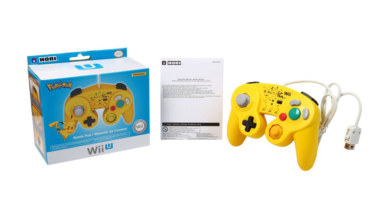 "Screenshot ""Battle Pad GameCube -Pikachu- (Hori)"""
