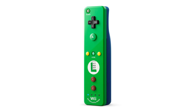 "Screenshot ""Controller Fernbedienung Plus -Luigi- (Nintendo)"""