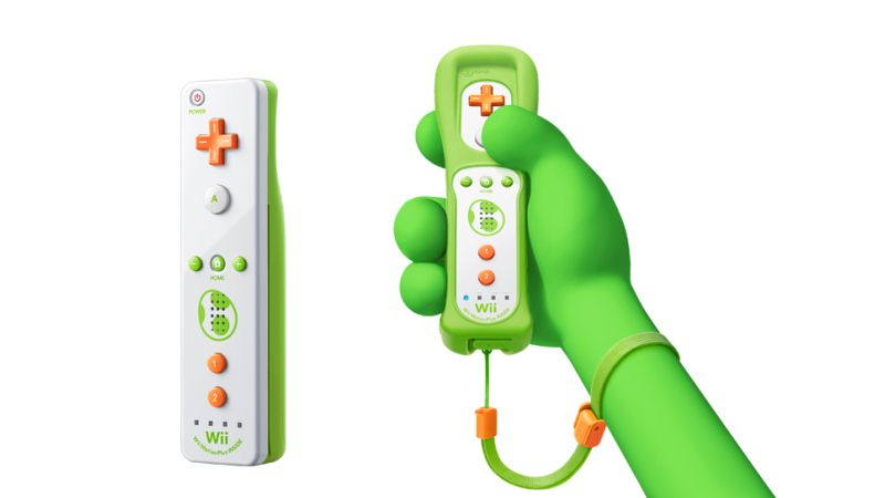 "Screenshot ""Controller Fernbedienung Plus -Yoshi- (Nintendo)"""