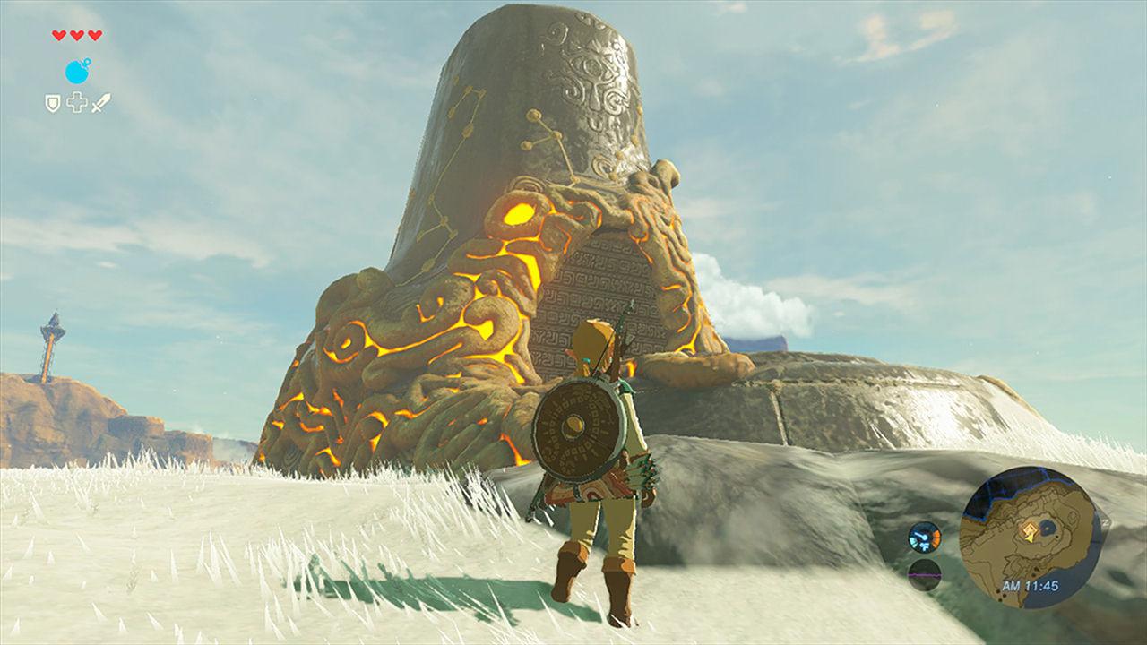 Zelda Wind Waker Karte.Legend Of Zelda Breath Of The Wild