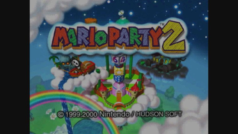 "Screenshot ""Mario Party 2"""