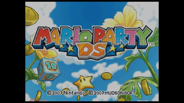 "Screenshot ""Mario Party DS"""