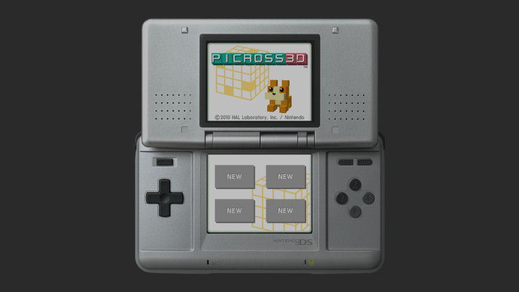 "Screenshot ""Picross 3D"""