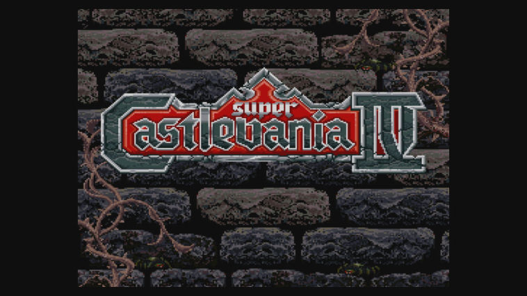 "Screenshot ""Super Castlevania 4"""