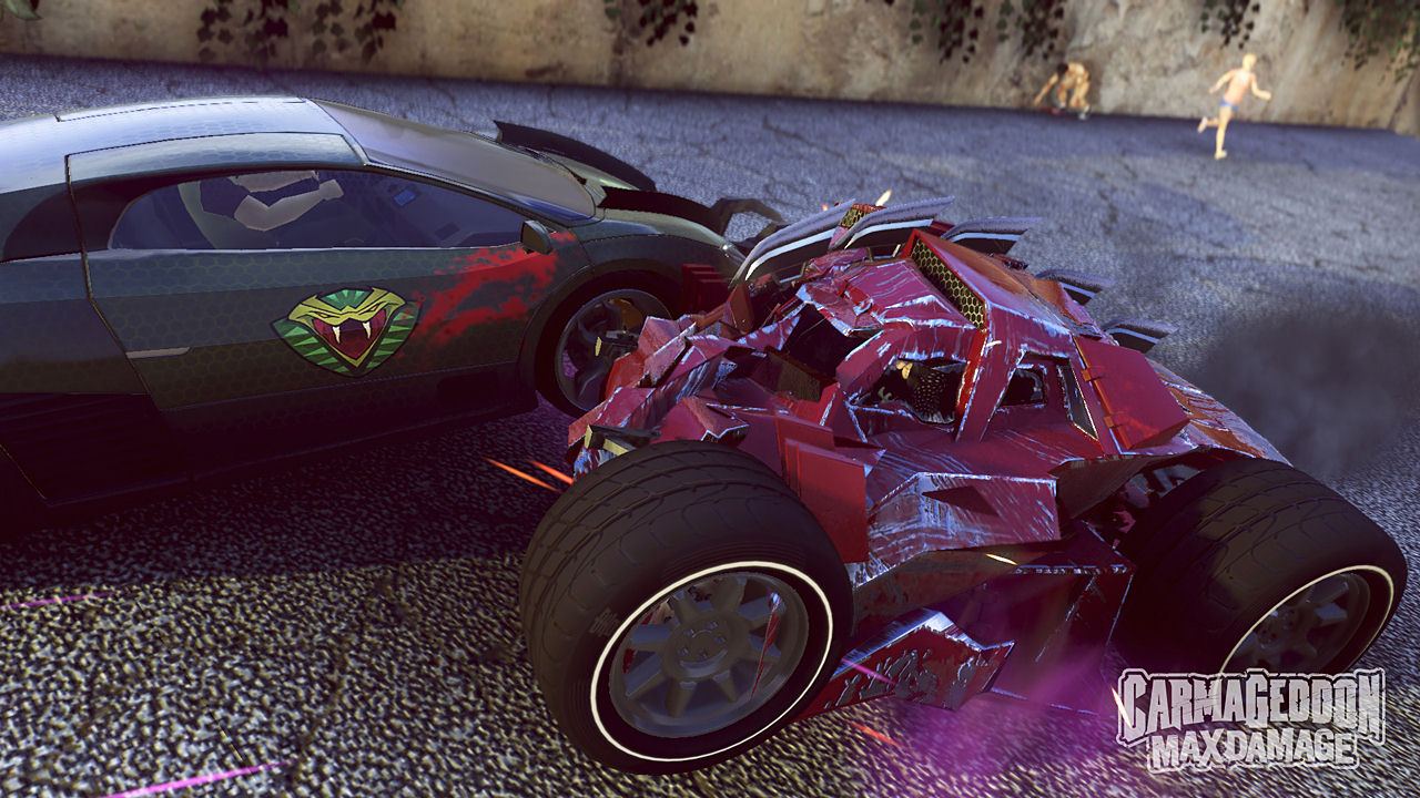 "Screenshot ""Carmageddon: Max Damage"""