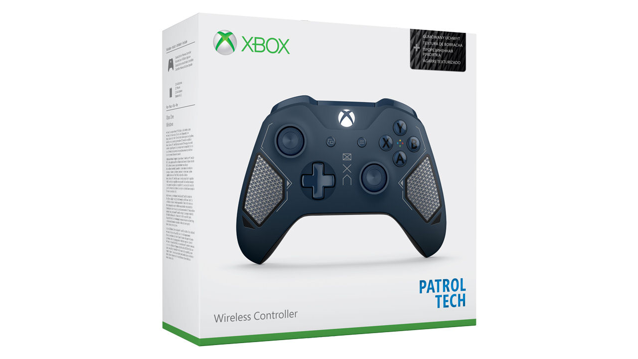"Screenshot ""Controller Wireless Xbox One -Patrol Tech- (Microsoft)"""