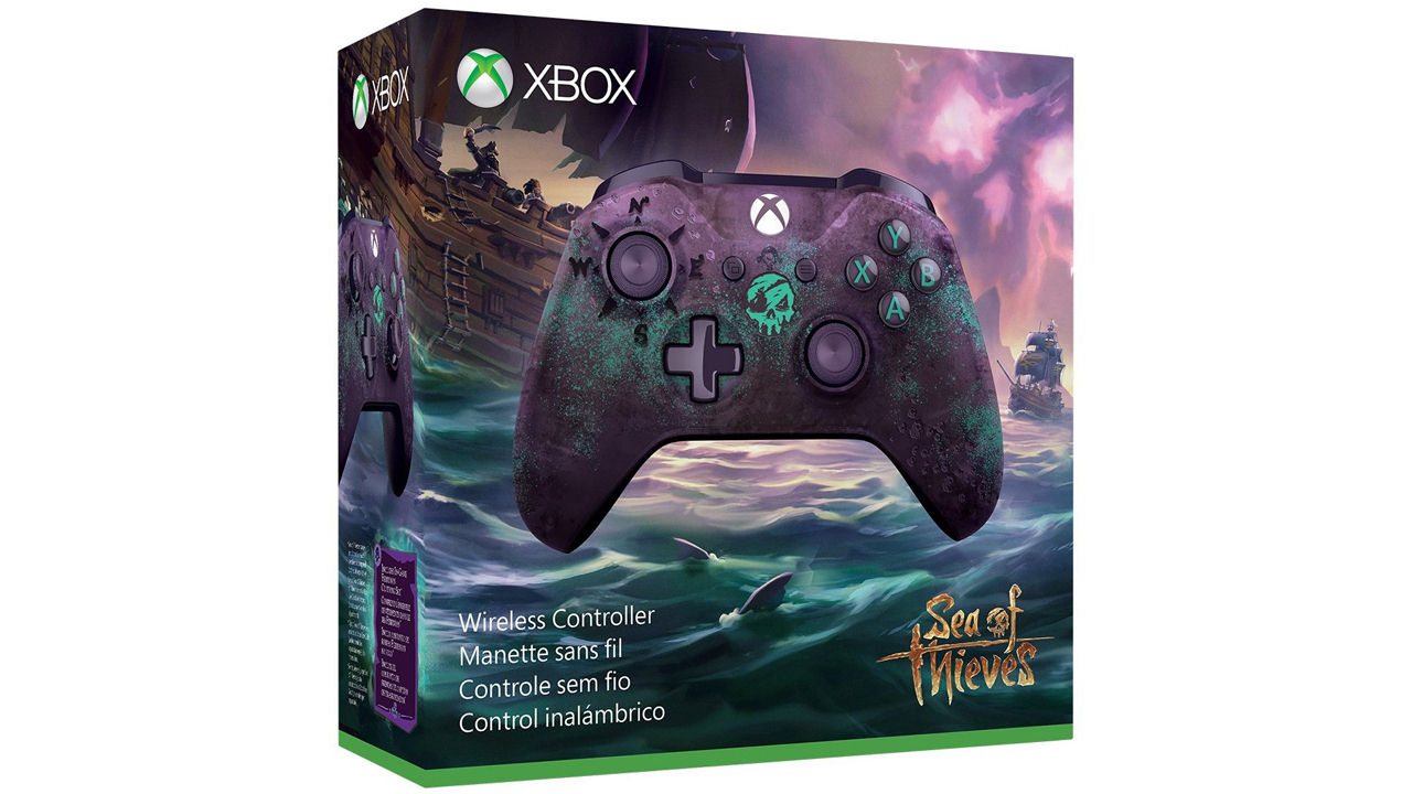 "Screenshot ""Controller Wireless Xbox One -Sea of Thieves- (Microsoft)"""