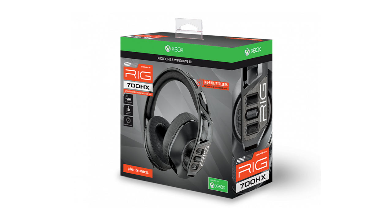"Screenshot ""RIG 700HX Wireless Gaming Headset (Plantronics)"""