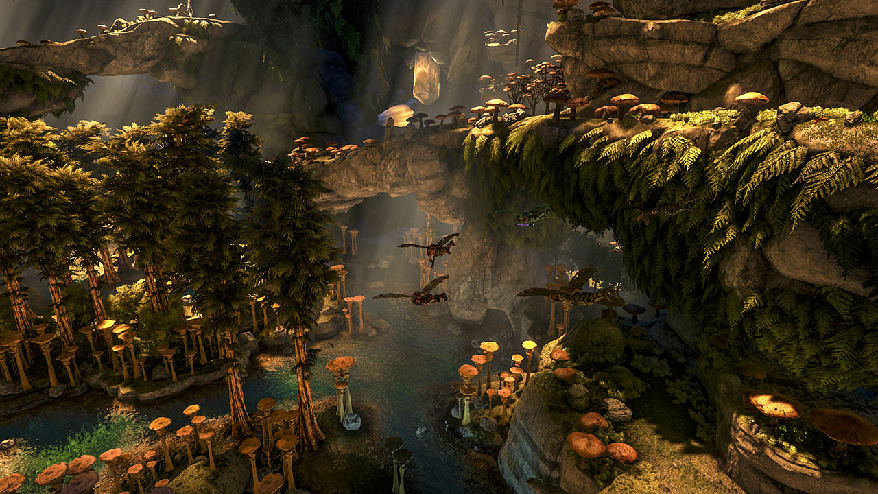 Kletterausrüstung Xbox One : Ark: survival evolved aberration [xbox one digital] u2022 world of games