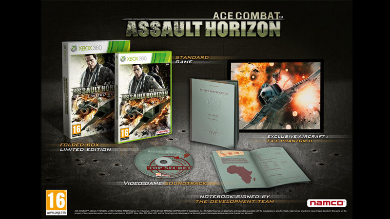 "Screenshot ""Ace Combat: Assault Horizon - Limited Edition -E-"""