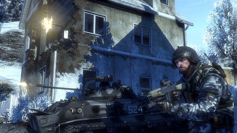 "Screenshot ""Battlefield: Bad Company 2 -E-"""