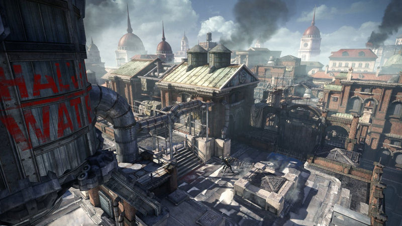 "Screenshot ""Gears of War: Judgment"""