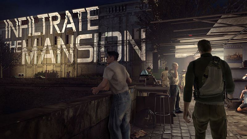 "Screenshot ""Splinter Cell 5: Conviction"""