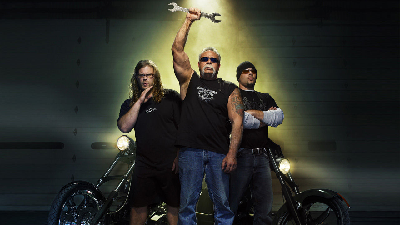 "Screenshot ""American Chopper: Season 3 Box (4 DVDs)"""