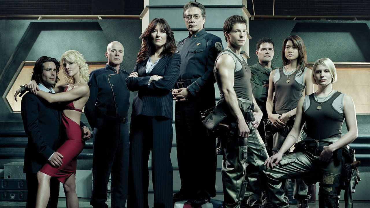 "Screenshot ""Battlestar Galactica: Season 4 Teil 2 (3 DVDs)"""