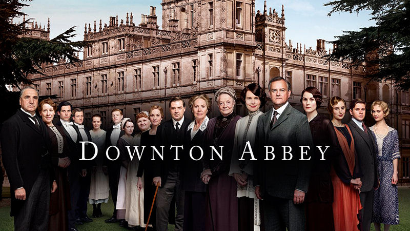 "Screenshot ""Downton Abbey: Staffel 6 (4 DVDs)"""