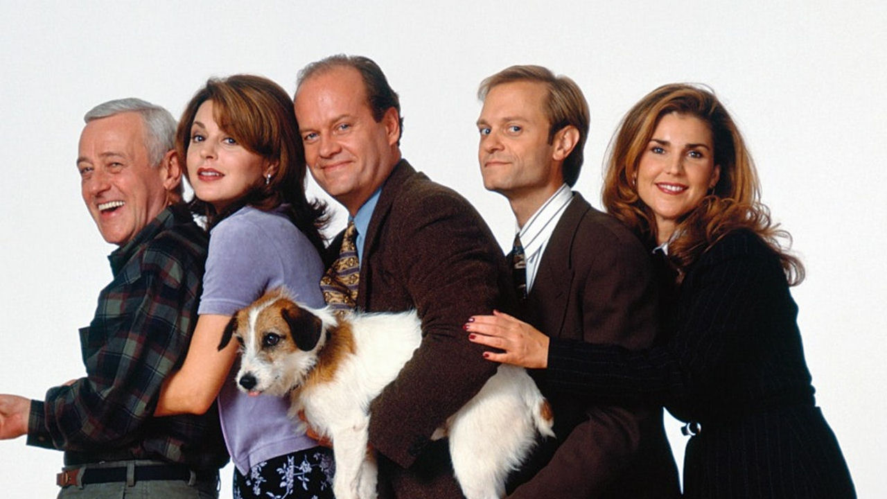 "Screenshot ""Frasier: Season 3.1 (2 DVDs)"""