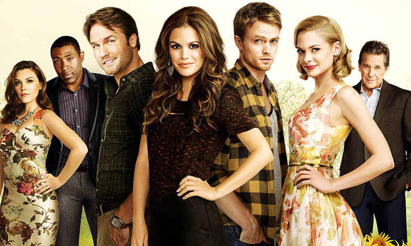 "Screenshot ""Hart of Dixie: Staffel 4 Box (2 DVDs)"""