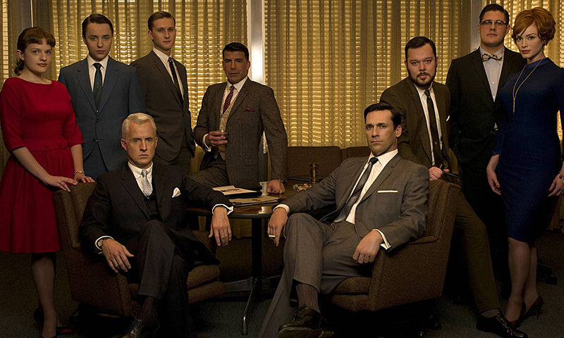 "Screenshot ""Mad Men: Staffel 4 Box (4 DVDs)"""