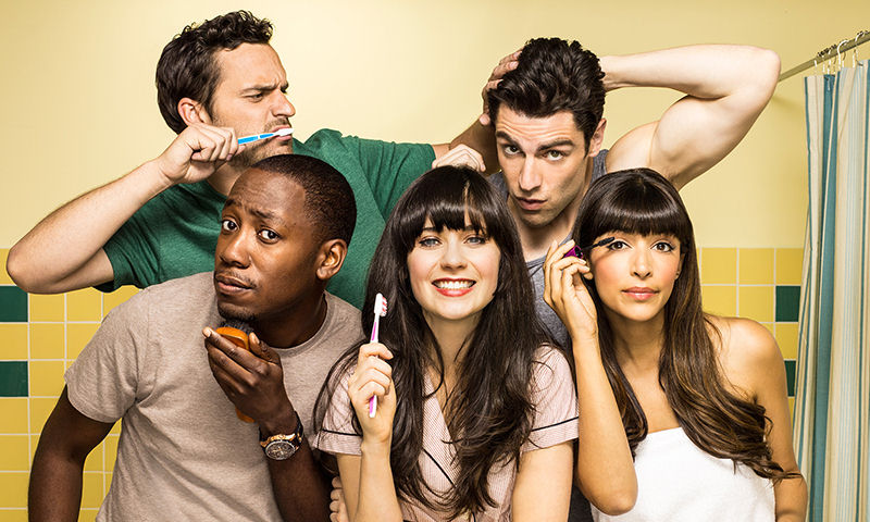 "Screenshot ""New Girl: Staffel 3 Box (3 DVDs)"""
