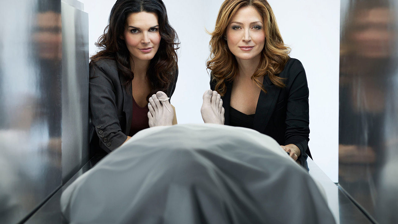 "Screenshot ""Rizzoli & Isles: Staffel 4 Box (4 DVDs)"""
