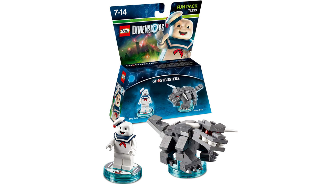 "Screenshot ""LEGO Dimensions Fun Pack: Ghostbusters - Stay Puft (71233)"""