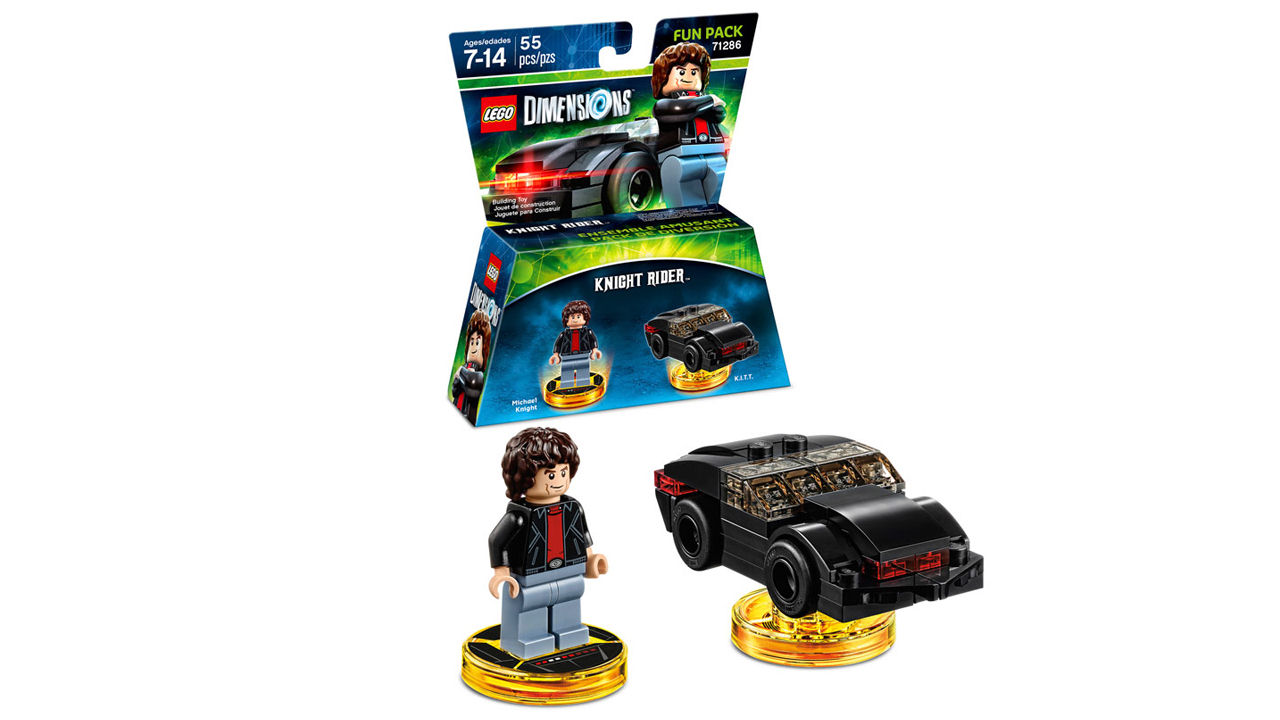 "Screenshot ""LEGO Dimensions Fun Pack: Knight Rider (71286)"""
