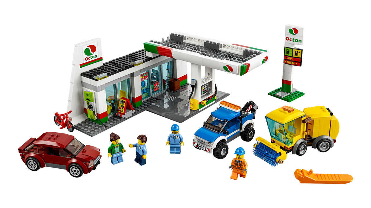 "Screenshot ""LEGO City: Tankstelle (60132)"""