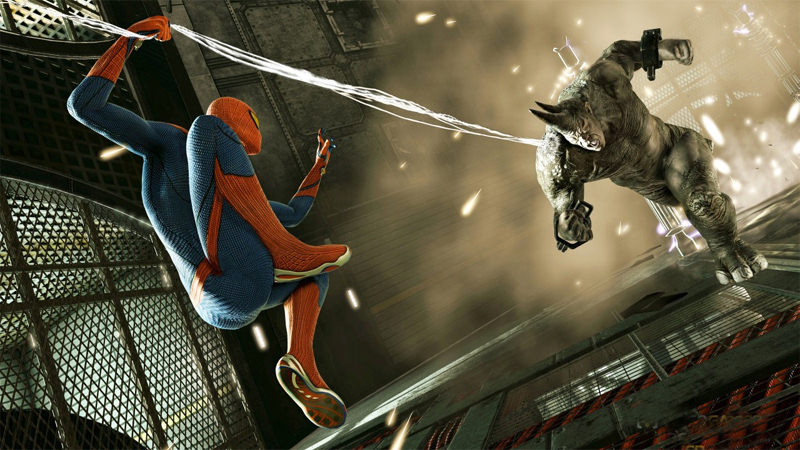 "Screenshot ""The Amazing Spider-Man"""