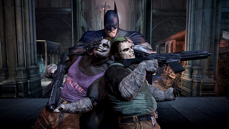 "Screenshot ""Batman: Arkham City - Game of the Year Edition"""