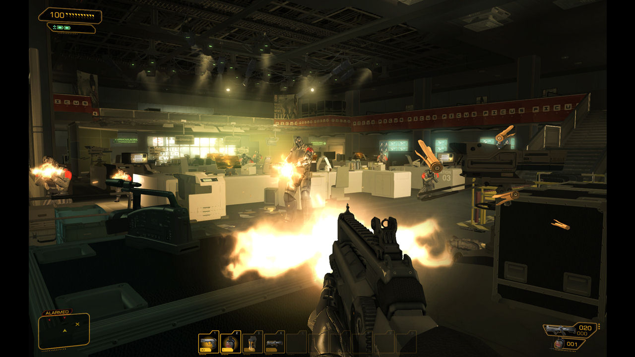 "Screenshot ""Deus Ex 3: Human Revolution -E-"""