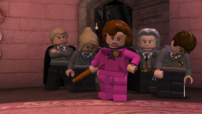 "Screenshot ""LEGO Harry Potter: Die Jahre 5-7"""