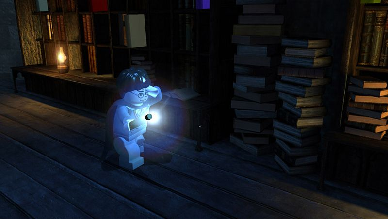 "Screenshot ""LEGO Harry Potter: Die Jahre 1-4"""