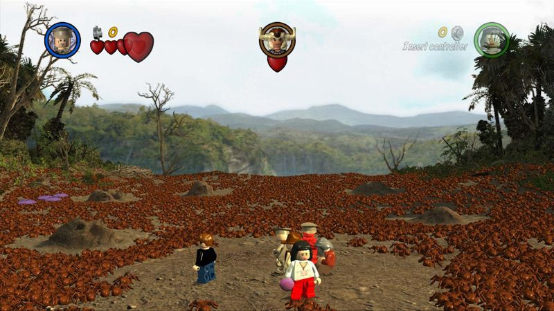 "Screenshot ""LEGO Indiana Jones 2"""
