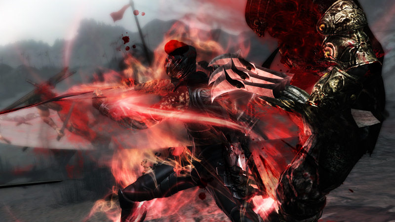 "Screenshot ""Ninja Gaiden 3: Razor's Edge"""