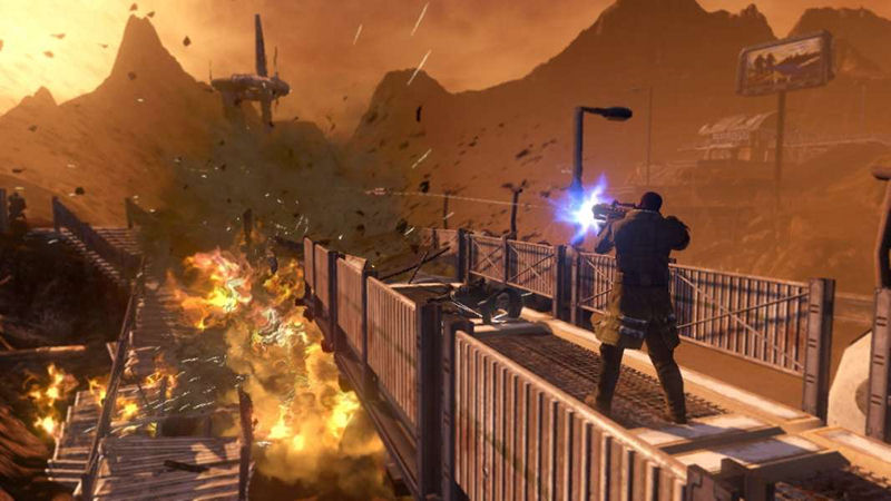 "Screenshot ""Red Faction Complete"""