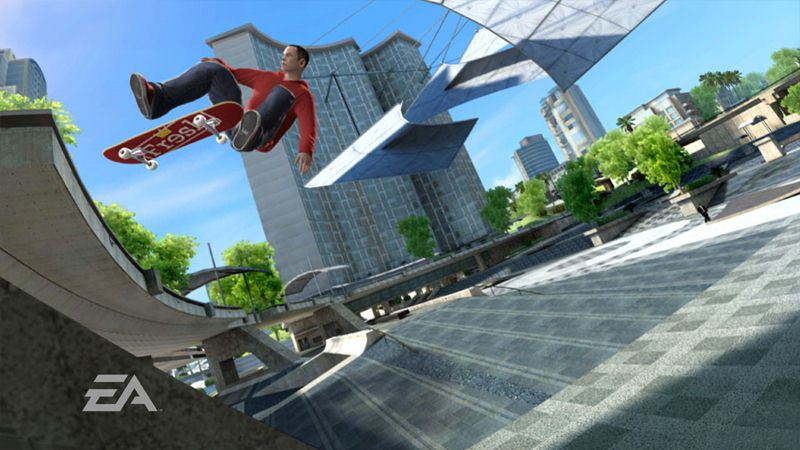 "Screenshot ""Skate 3"""
